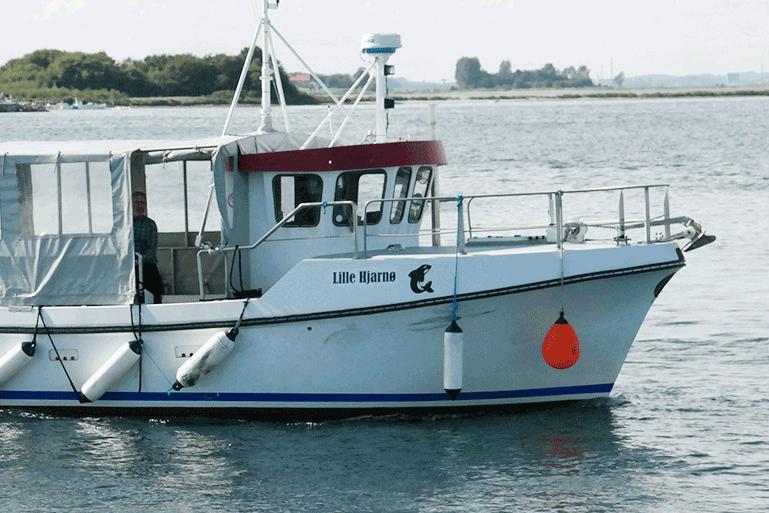 Sejltur Med